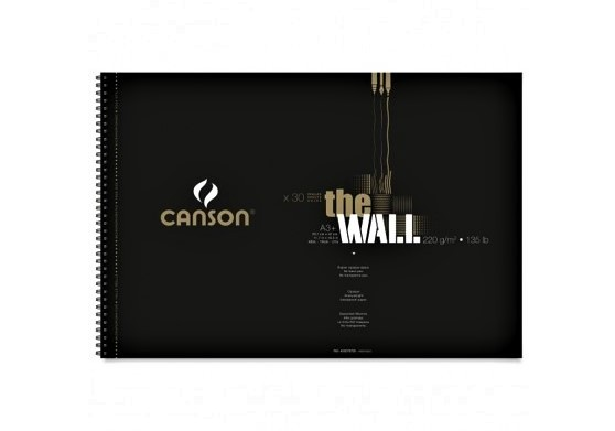 Bloc Papier Layout The Wall Canson A3